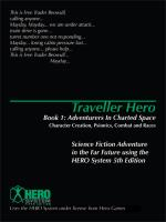 Traveller Hero Book 1 - Adventurers in Charted Space