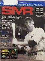 "#198 ""Joe DiMaggio - A Legend in the Classic 1939 Play Ball Set"""