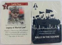 1989 - Dawn of Freedom - Card Deck Set