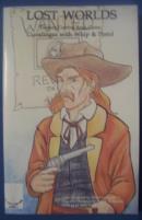 Gunslinger with Whip & Pistol