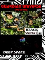 Guardian Universe Two-in-One - Black Ops & Deep Space