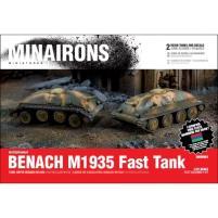 Benach M1935 Fast Tank (1:72)