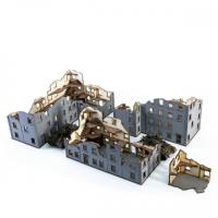 Stalingrad Ruined City