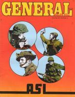 """Vol. 22, #6 """"ASL Scenario, Firepower, War at Sea"""""""