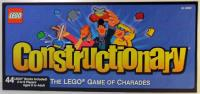 LEGO Constructionary Game