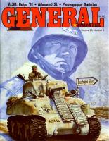 "Vol. 25, #3 ""Patton's Best, SL Scenario"""
