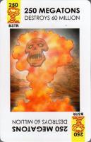 Promo Card - 250 Megatons