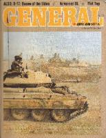 "Vol. 26, #5 ""Up Front Variants & Map, Desert War, Ambush, B-17 Variant Rules, SL Scenario"""