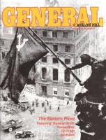 "Vol. 28, #3 ""Russian Front, PanzerBlitz, Up Front, Air Force, ASL Scenario"""