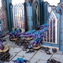 Urbes Mortis Ruins Set 01 (Pre-Painted)