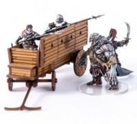 Eightfold Path War Wagon (Pre-Painted)