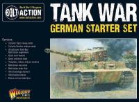 Tank War - German Starter Set