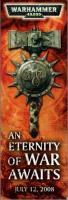 Warhammer 40,000 5th Edition Bookmark