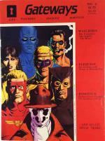 """#4 """"Watchmen, Elfquest, Robotech"""""""