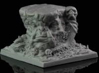50mm Orc Kingdom (Square Base)
