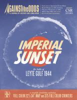 #17 w/Imperial Sunset - The Battle of Leyte Gulf 1944