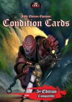 Fifth Edition Options - Condition Cards (5E)