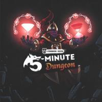 5-Minute Dungeon - Kickstarter Pack