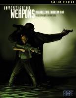 Investigator Weapons Vol. 2 - Modern Day