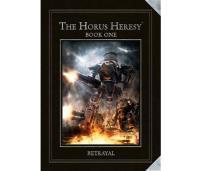 Horus Heresy #1 - Betrayal