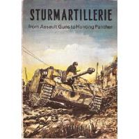 Armor Series #3 - Sturmartillerie, from Assault Guns to Hunting Panther