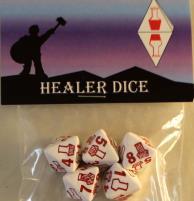 Healer Dice (5)
