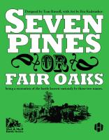 Seven Pines or Fair Oaks