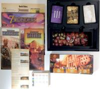 7 Wonders Collection #3 - Base Game + 3 Expansions!