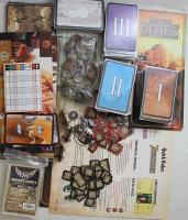 7 Wonders Collection - Base Game + Leaders & Cities!