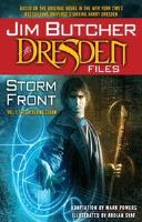 Dresden Files, The - Storm Front Vol. 1, The Gathering Storm