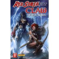 Red Sonja & Claw - The Devil's Hands