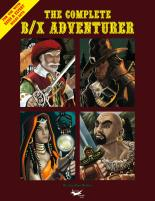 Complete B/X Adventurer, The