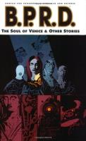 B.P.R.D. Vol. 2 - The Soul of Venice & Other Stories