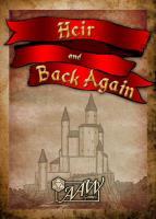 Heir & Back Again - Deck of Cards
