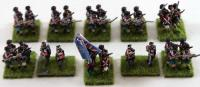 British Center Company Highlanders Collection #1