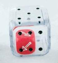 d6 Deviation Dice