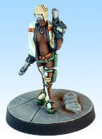 Ronin Shootist - Female