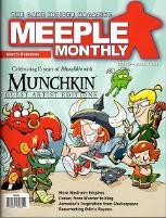 "#37 ""Munchkin Guest Artist Edition, Mare Nostrum, Conan"""