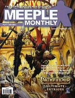 "#38 ""Pathfinder Ultimate Intrigue, Legends of the American Frontier, IDW's Back to the Future"""