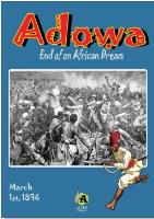 Adowa - End of an African Dream