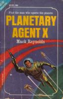 Behold the Stars/Planetary Agent X