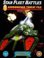 Andromedan Threat File