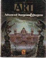 Art of the Advanced Dungeons & Dragons Fantasy Game, The