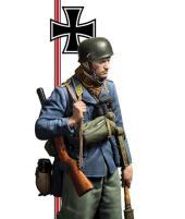 Fallschirmjager, 1940