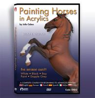 Painting Horses in Acrylics