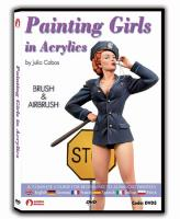 Painting Girls in Acrylics