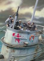 WWII German U-Boat Crew