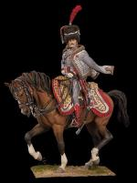 Captain of Hussars, 1806