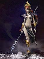 Zweothel - Queen of the Darkness
