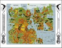 Rhadamanthia Continental Map